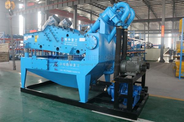 LZ550細砂回收機
