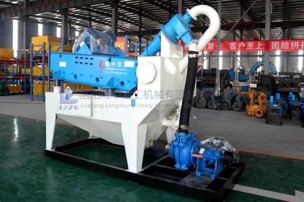 LZ250細砂回收機
