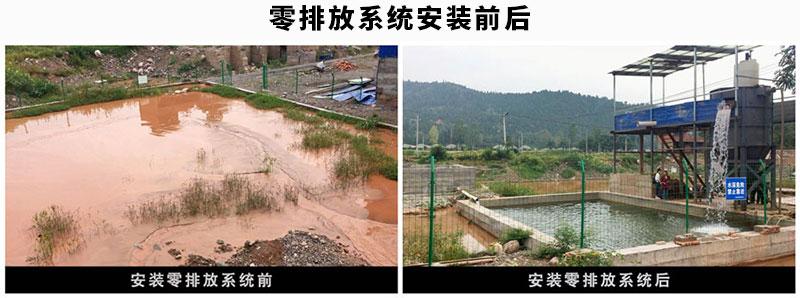 洗砂废水零排放