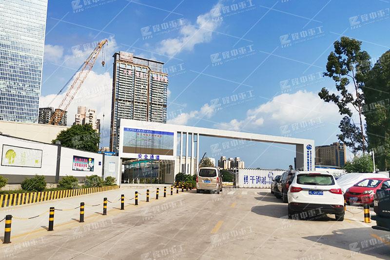 深圳地铁十四号线工程