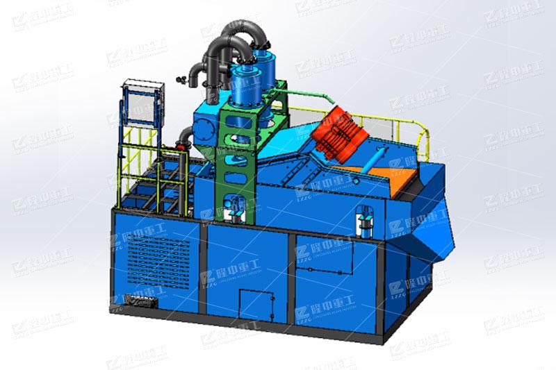 新型細砂回收機